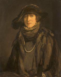 John Lavery - The Lady Manton, 1922 1