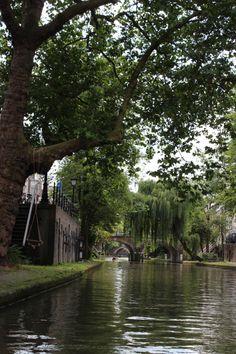 Canal Tour Utrecht, The Netherlands