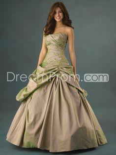 Chameleon Quinceanera Dress Sweet Sixteen Dress Ball Gown