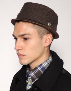 Ben Sherman 35f Skinhead Style, Skinhead Fashion, Stan Smith Style, Urban Fashion, Mens Fashion, Pork Pie Hat, Fedora Hats, Masculine Style, Just Style