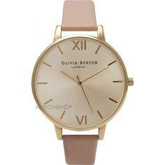 Ladies Olivia Burton Big Dial Watch OB14BD31