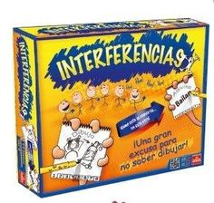Interferencias http://www.boardgamegeek.com/boardgame/46213/telestrations