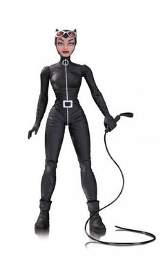 Dc Designer Series Darwyn Cooke Catwoman Action Figure