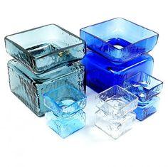 Tynell, Helena - Pala Nordic Design, Scandinavian Design, Glass Design, Design Art, Glass Ceramic, Glass Collection, Retro, Glass Art, Decorative Boxes