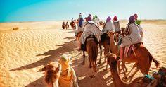 Agência de turismo italiana investe em pacotes no Marrocos