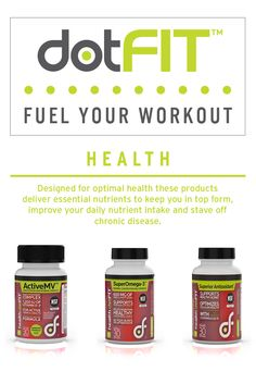 dotFIT is an online fitness and nutrition solution that, along with a personal trainer, will give you the tools and support you need to get the results you are looking for. Talk with a trainer today to get started and learn more about the dotFIT program and nutritional products.