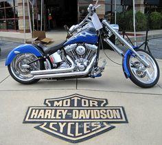 Harley Davidson News – Harley Davidson Bike Pics Harley Bikes, Harley Davidson Motorcycles, Custom Harleys, Custom Bikes, Custom Cars, Big Girl Toys, Harley Davison, Chopper Bike, Cool Motorcycles