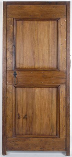 Provence country style door Portes Antiques u2013 restoring and - couleur des portes interieur