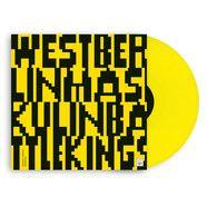 """Westberlin Maskulin (Taktloss & Kool Savas) Battlekings - Yellow Vinyl Edition - (Fick Die Biaaatch Rekordz / Essah / hhv.de) - Streng limitierte Auflage von 1500 Stück auf gelbem Vinyl.   Der Untergrund-Klassiker von 2000 bekommt endlich eine Neuauflage auf Vinyl.   Hinweis: Gegenüber der Originalversion wurden für die Neuauflage alle Passagen, in denen Savas das """"N-Wort"""" benutzt, gemuted oder gepiept. Vinyl Lp, Vinyl Records, Kool Savas, Berlin, Yellow"""