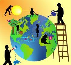 HACIA UNA ECONOMÍA DEL BIEN COMÚN. La economía del bien común no es ni el mejor de los modelos económicos ni el final de una historia, sólo el paso siguiente hacia un futuro más sostenible, justo y democrático.