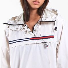 Vintage Tommy Hilfiger Anorak Jacket