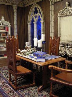 1:12 Scale Gothic miniature