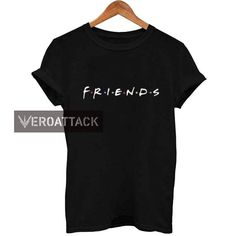 friends tv show T Shirt Size XS,S,M,L,XL,2XL,3XL unisex for men and women Your new tee will be a great gift