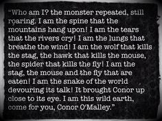 - A Monster Calls, Patrick Ness