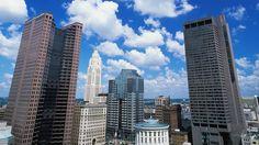 """Columbus Skyline, Ohio""  #SunKuWriter Free Books http://sunkuwriter.com"