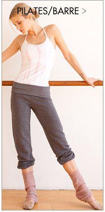 Pilates/Barre Clothing