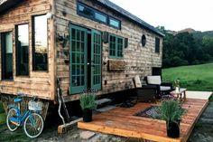 Μικρά σπίτια: Μεγάλη ζωή για τρεις σε 25 τετραγωνικά!