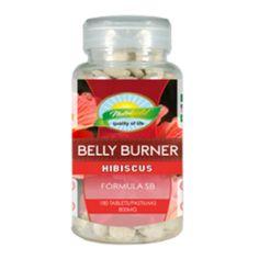 Seca Barriga com Hibiscus 180 Comprimidos 800mg Nutrigold