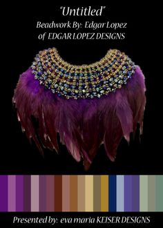 Eva Maria Keiser Designs: Colorway: Edgar Lopez