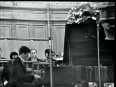 """▶ Van Cliburn plays Tchaikovsky - Excerpt from """"II. Andantino semplice"""" Piano Concerto No. 1 in B-flat minor, Op. 23 [From: VAI DVD 4452 Van Cliburn in Moscow, Vol. 1.  Van Cliburn, Piano Moscow Philharmonic Orchestra Kirill Kondrashin (Live performance (1962) Recorded in the Great Hall of the Moscow Conservatory.]"""