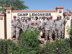 1131st/1132nd Engineers in Djibouti, Africa - http://www.flickr.com/photos/ncngpao/sets/72157632540261992/