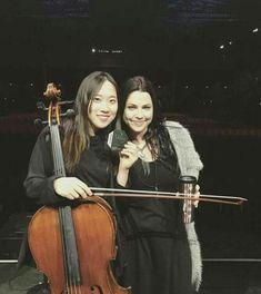 Ji-Young Kim and Amy Lee
