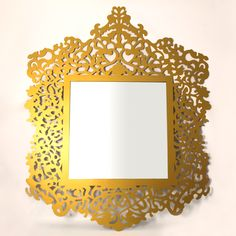 This Contemporary, and richly meticulous stainless steel mirror ; Designed By: Zaman, adds a hint of modernity to your interior. To be ordered online through www.levantania.com