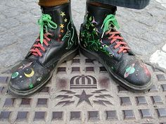 painted shoes (3)