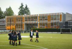 Escuela Secundaria York House,© Michael Elkan