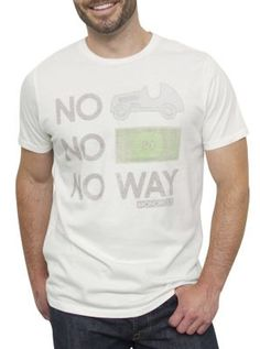 17.00 Monopoly No Car, No Money, No Way T-Shirt