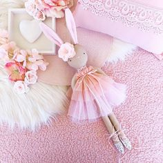 Szövetek és gyapjú játékokhoz, babákhoz Tild et al VK Doll Crafts, Diy Doll, Sewing Crafts, Sewing Projects, Felt Dolls, Doll Toys, Baby Dolls, Easter Crafts, Crafts For Kids