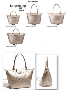 Longchamp Bags Sizes