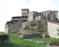 Castelo de Monterrey en Verín (Ourense)