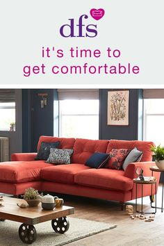 DFS has a range of modern and contemporary sofas that reflect the latest trends, so you can find the perfect look to bring harmony to your home. Decor, Home, Dfs, Contemporary Sofa, Home And Living, Interior, Modern, Contemporary, Room Decor