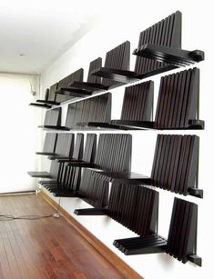 Unusual Shelf that Flexible to Use – Piano Shelf | Home, Building, Furniture and Interior Design Ideas