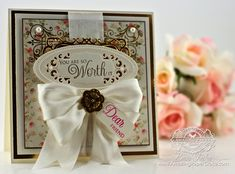 Card Making Ideas by Amazingpapergrace.com using Justrite Papercrafts – What I Like About You, Spellbinders Decorative Labels Eight and Spellbinders Radiant Rectangles, Spellbinders Charmed I'm Sure