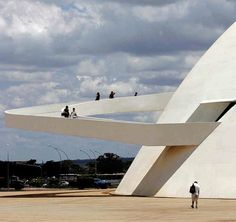 niemeyer museum ramp – In Back of the Real Modern Architecture Design, Chinese Architecture, Architecture Office, Futuristic Architecture, Modern Buildings, Modern Houses, Office Buildings, Museum Architecture, Architecture Collage