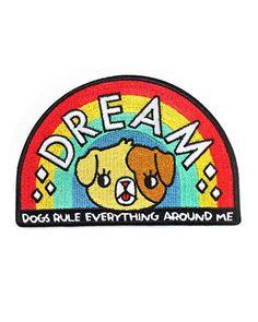 D.R.E.A.M. Dogs Patch-Danny Brito-Strange Ways