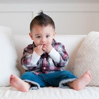What to do about separation anxiety. Help your baby or toddler say goodbye with ease.