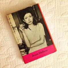 joan didion - anythiing by
