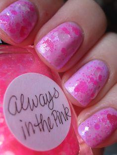 Lynnderella Always in the Pink