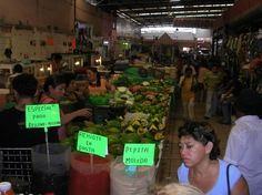 Downtown Market, Merida, Yucatan, Mexico
