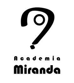 """Imagen corporativa para Academia de enseñanza """"Miranda""""  (Bernardo Guerra 2009)"""