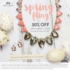 Shop the full sale collection on my boutique!  chloeandisabel.com/boutique/kellycraig
