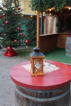 Festive table light