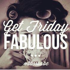 Happy Friday! http://www.sassyeyesbymerrily.com