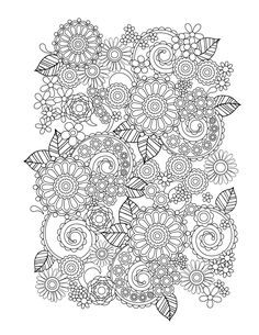 Enchanted Forest Coloring Pages Pdf: Adult Coloring Books: 12 ...