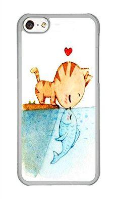 iPhone 5C Case DAYIMM Cat Kissing Fish Transparent PC Hard Case for Apple iPhone 5C DAYIMM? http://www.amazon.com/dp/B014GWXDP6/ref=cm_sw_r_pi_dp_VWykwb1QSJA7S