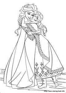 Frozen Coloring Pages - Bing images