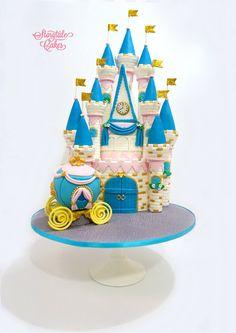 Cinderella's Castle - Storytale Cakes